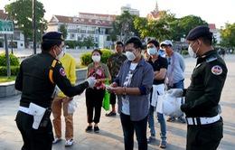 Campuchia phạt nặng trường hợp ép giá khẩu trang y tế
