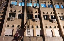 Cháy bệnh viện điều trị COVID-19 tại Romania, 10 bệnh nhân tử vong