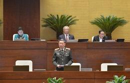 Bộ trưởng Tô Lâm: Làm Luật Bảo đảm trật tự, an toàn giao thông đường bộ không phải là tách luật