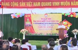 Ngày hội Đại đoàn kết tại Nghệ An