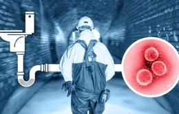 Italy: Phát hiện biến chủng SARS-CoV-2 tồn tại trong hệ thống nước thải