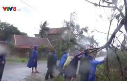 Quảng Bình ổn định cuộc sống người dân sau bão