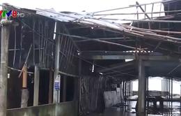 Thiệt hại do bão số 13 tại Quảng Trị