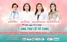 Tư vấn trực tuyến: Chung tay đẩy lùi ung thư cổ tử cung