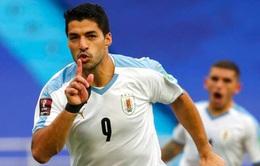 Luis Suarez nhiễm COVID-19, lỡ trận gặp Messi