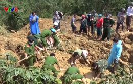 Tìm thấy thi thể nạn nhân vụ sạt lở Bắc Trà My, Quảng Nam