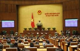 Quốc hội thông qua Nghị quyết kỳ họp thứ 10 với tỷ lệ tán thành 94,19%