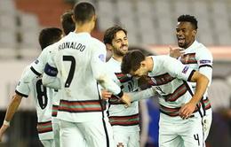 Croatia 2-3 Bồ Đào Nha: Ngược dòng nghẹt thở (UEFA Nations League)
