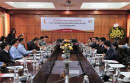 FPT hợp tác Đại học Bách khoa Hà Nội đào tạo và nghiên cứu công nghệ 4.0