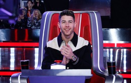 Nick Jonas trở lại làm huấn luyện viên The Voice Mỹ