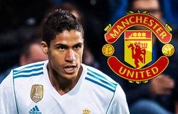 Man Utd tràn đầy cơ hội chiêu mộ sao Real để vá hàng thủ