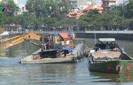 Hoàn thành nạo vét kênh Nhiêu Lộc - Thị Nghè