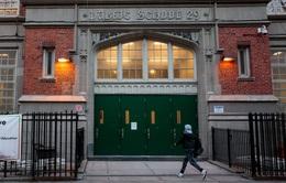 Thành phố New York đóng cửa toàn bộ trường học công lập vì COVID-19