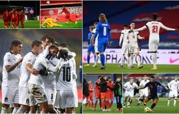 Kết quả Nations League sáng 19/11: ĐT Hà Lan 2-1 ĐT Ba Lan, ĐT Anh 4-0 ĐT Iceland, ĐT Italia 2-0 ĐT Bosnia và Herzegovina
