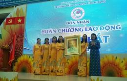 Kỷ niệm 100 năm trường Tiểu học Đinh Tiên Hoàng, TP.HCM