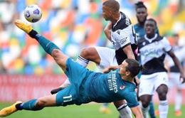 Udinese 1-2 AC Milan: Ibrahimovic lập siêu phẩm, Milan vững ngôi đầu