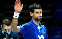 ATP Finals: Novak Djokovic giành quyền vào bán kết