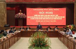 Hà Nội dự kiến thí điểm mô hình chính quyền đô thị vào năm 2021