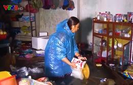 Nguy cơ tái nghèo sau bão lũ