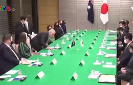 Nhật và Australia đạt thỏa thuận quân sự mới
