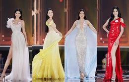 Top 15 Chung kết Hoa hậu Việt Nam 2020 lộng lẫy trình diễn đầm dạ hội