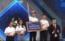 Lật ngược tình thế phút cuối, Nam sinh Lâm Đồng giành vòng nguyệt quế Đường lên đỉnh Olympia 2021