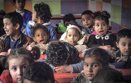 Dịch COVID-19 gây tổn hại thể chất và tinh thần của hàng triệu trẻ em Trung Đông - Bắc Phi