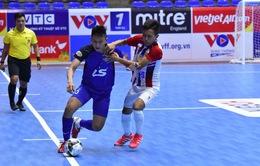 Giải Futsal Cúp Quốc gia 2020: Xác định 4 đội bóng vào bán kết!