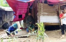 Sau lũ quét, sạt lở miền Trung, nhiều gia đình không còn nhà để trở về
