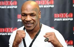 Vua quyền Anh Mike Tyson khoe giảm hơn 45kg