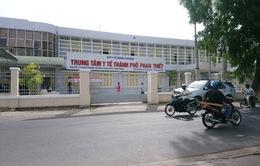 Đình chỉ chức vụ với Phó Giám đốc BV Đa khoa Bình Thuận