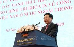 Đẩy mạnh toàn diện công tác đối với người Việt Nam ở nước ngoài