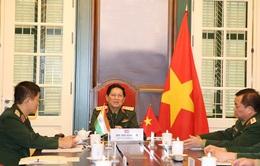 Thúc đẩy hợp tác quốc phòng Việt Nam - Ấn Độ