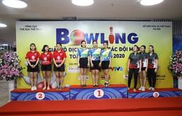 KẾT QUẢ Giải vô địch bowling các đội mạnh toàn quốc 2020