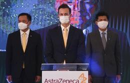 Thái Lan ký thỏa thuận mua 26 triệu liều vaccine COVID-19 của AstraZeneca