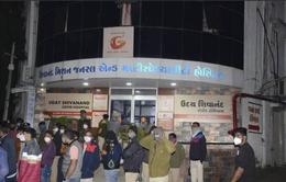 Cháy bệnh viện điều trị bệnh nhân COVID-19 ở Ấn Độ, hàng chục người thương vong