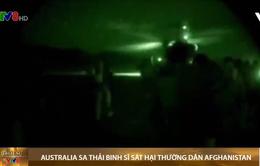 Australia sa thải binh sĩ liên quan vụ sát hại 39 thường dân Afghanistan