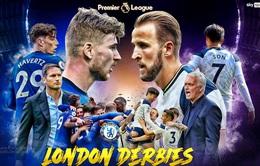 Chelsea vs Tottenham: Kỳ phùng địch thủ ở derby London (23h30 hôm nay, 29/11)