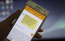 """Chặn thành công hơn 8 triệu tin nhắn rác """"dội bom"""" khách hàng"""