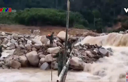 Quảng Nam: Nhanh chóng tiếp cận và cứu hộ cứu nạn tại Phước Sơn