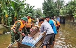 Người dân Nghệ An ổn định đời sống khi lũ rút
