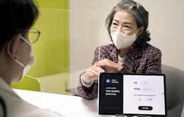 Hàn Quốc phát triển chương trình ứng dụng trí tuệ nhân tạo tầm soát suy giảm trí nhớ