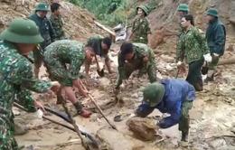 Sạt lở tại Quảng Nam: Chưa tìm thấy 1 nạn nhân là cán bộ xã Phước Lộc