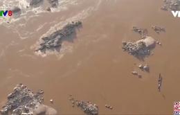 Trung Quốc chia sẻ dữ liệu nước sông Mekong với các nước khu vực hạ nguồn
