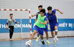 ĐT Futsal Việt Nam hội quân, hướng tới VCK futsal châu Á 2020