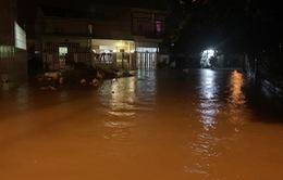 Khánh Hòa: Mưa lũ khiến một người mất tích