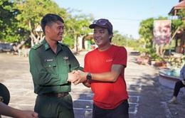 Hành trình xuyên Việt - Thách thức khắc nghiệt: Chuyến đi thắm đượm tình quân dân đến Ea Súp