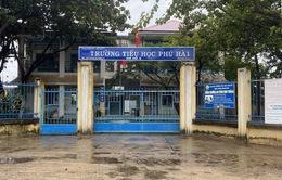 Mưa lớn gây lũ lụt, học sinh Khánh Hòa, Ninh Thuận phải nghỉ học