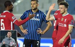 Atalanta 0-5 Liverpool: Tân binh rực sáng