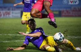 Cuộc đua vô địch V.League 2020: CLB Hà Nội đua vô địch với CLB Viettel đến phút cuối